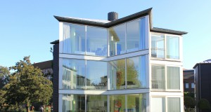 Modernes Townhouse