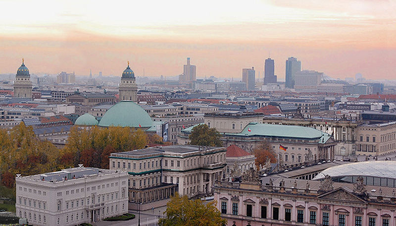 Berlin - Multikulti-Hauptstadt an der Spree