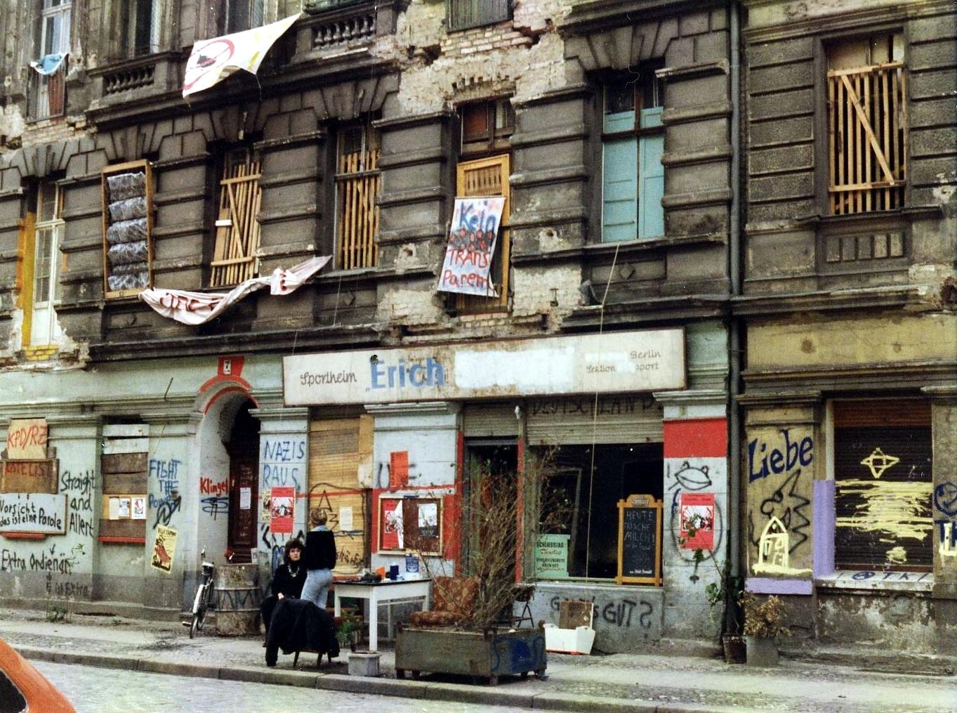 Häuser In besetzte häuser in berlin damals und heute locaberlin de