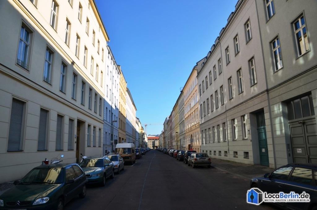 Altbauten Berlin Mitte